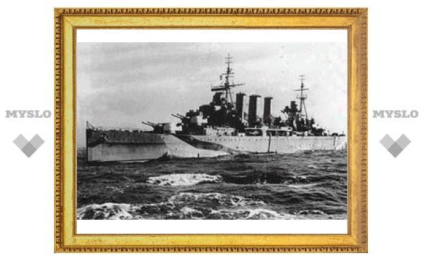 """Австралийцы разгадали тайну гибели крейсера """"Сидней"""""""