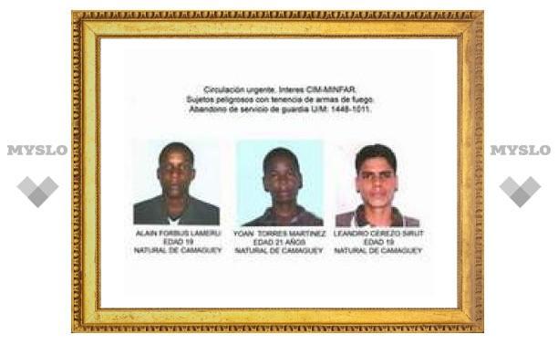 В Гаване при попытке угнать самолет задержаны двое дезертиров