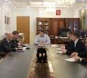 Администрация Тулы обсудила строительство платного автомоста через Упу
