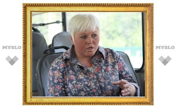 Кондуктора тульского троллейбуса избил помощник депутата?