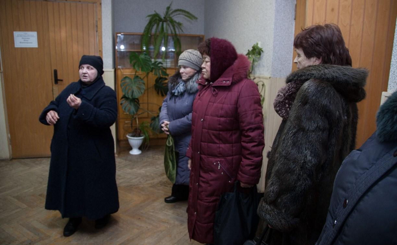 Жители города Липки: УК заставляет нас подписывать невыгодный договор!