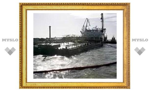 В марте берег Крыма покроют нефтяные пятна, предупреждают экологи