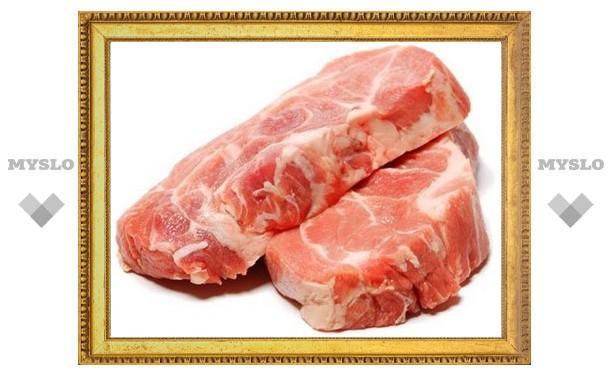 В Тульской области проверка выявила 60 килограммов мяса и рыбы неизвестного происхождения