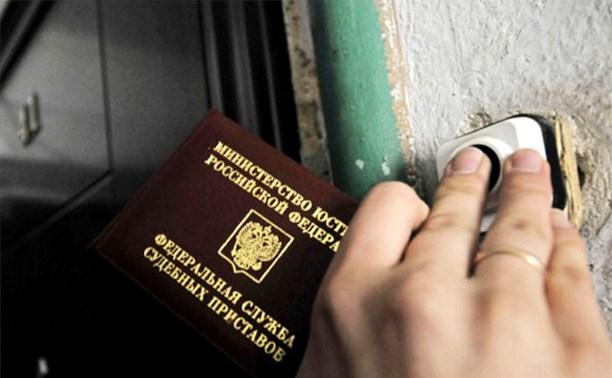 Житель Тульской области за полчаса погасил долг, чтобы не лишиться автомобиля