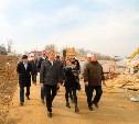 Дмитрий Миляев: «Строительство мемориала энергетикам-героям и благоустройство площади Победы должны быть завершены к 9 Мая»