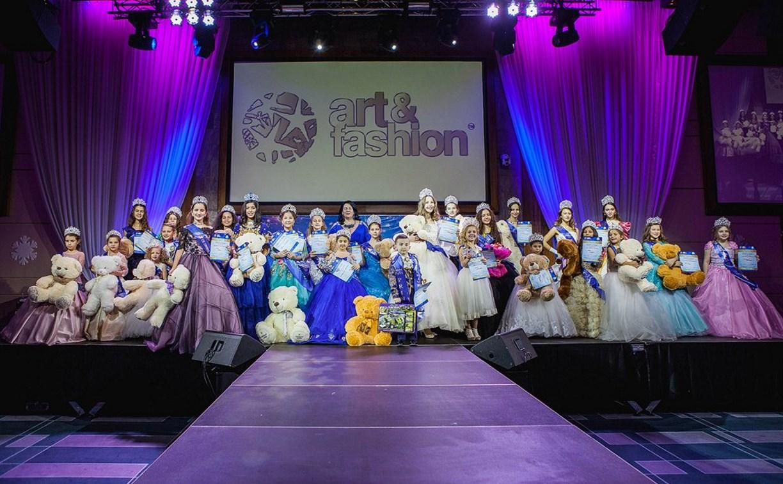 Юные тульские модели привезли два титула с международного фестиваля