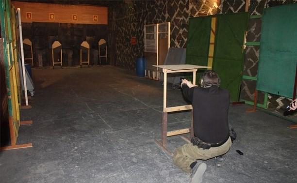 В Туле определили лучших стрелков из пистолета