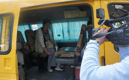 Сотрудники ГАИ показали тулякам фильм о сбитых пешеходах