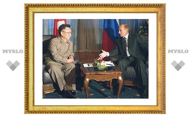 Путин запретил поставлять оружие Северной Корее
