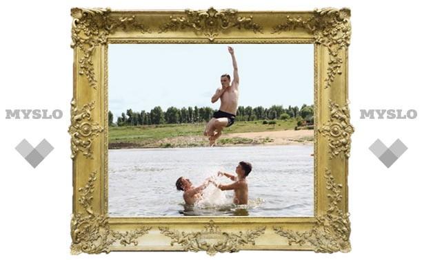 Тульский пляж-парад-2011: где купаться этим летом