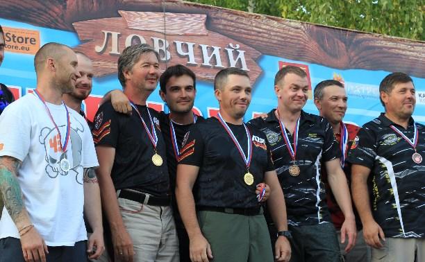 Тульские стрелки с наградами вернулись с чемпионата России