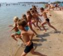 На пляже в Центральном парке установят детский городок-корабль