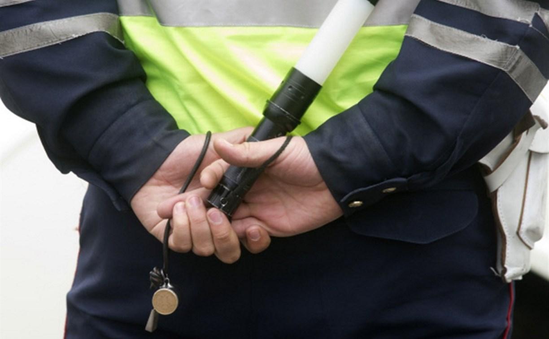 Пьяный «бесправный» алексинец пытался дать взятку сотруднику ДПС