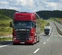 Водителям грузовиков снизили плату за пользование федеральными трассами в 2,5 раза
