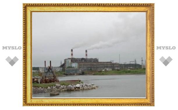 Авария на ГРЭС оставила Сахалин без света