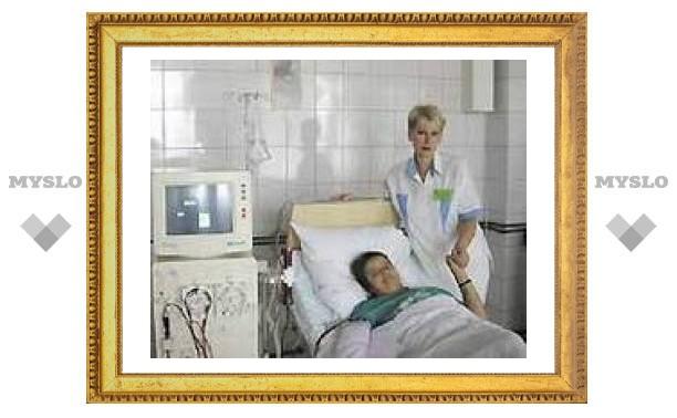 В Ефремове открылось отделение гемодиализа