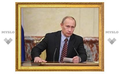 Фракции Госдумы зададут Путину по шесть вопросов