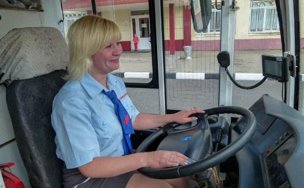У водителей тульского общественного транспорта появилась униформа