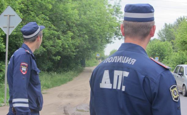Тульские полицейские задержали водителя, лишённого прав 29 раз