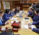 Власти обсудили дальнейшую работу «Оргсинтеза»