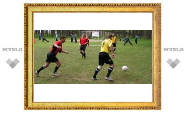 Под Тулой прошел спортивный фестиваль