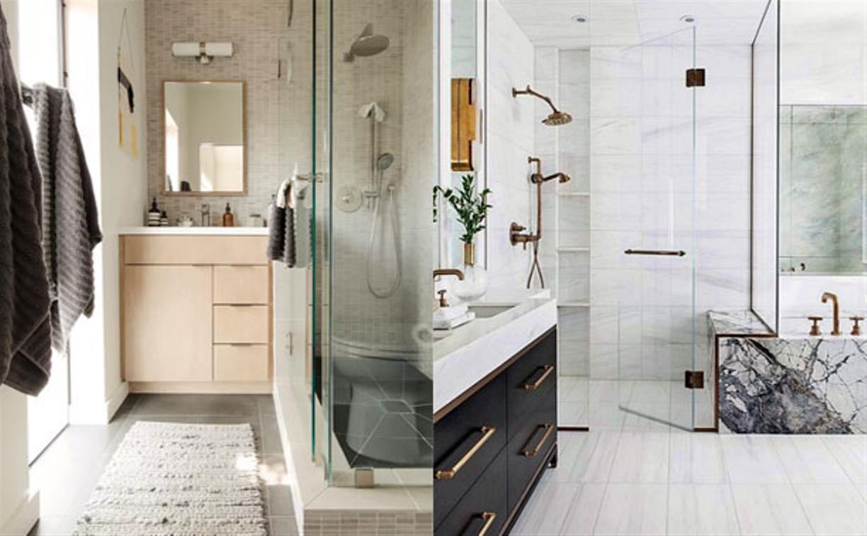 Визуальное расширение ванной комнаты: 5 эффективных способов
