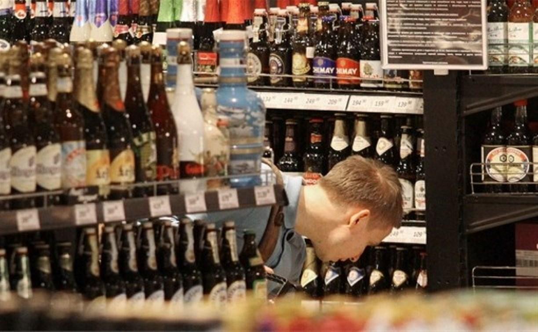Минпромторг предложил наказывать подростков за покупку алкоголя