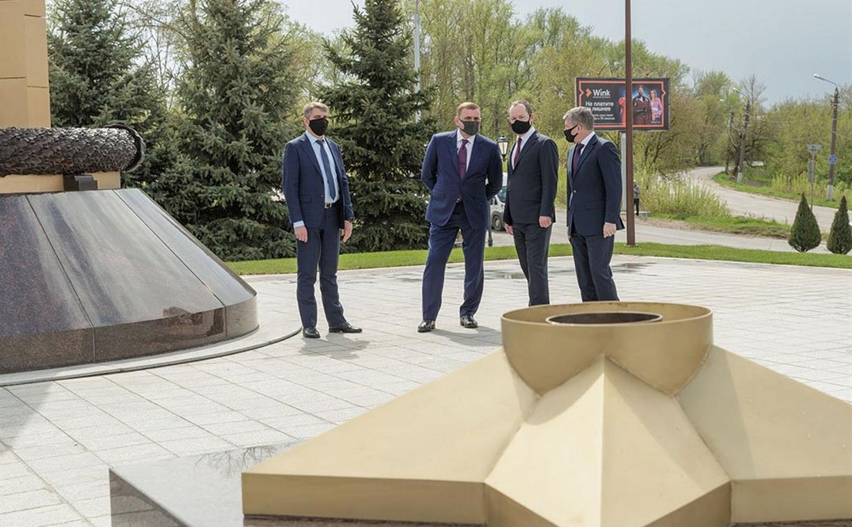 В Туле строят мемориальный комплекс «Памяти героев-энергетиков»: как он будет выглядеть?