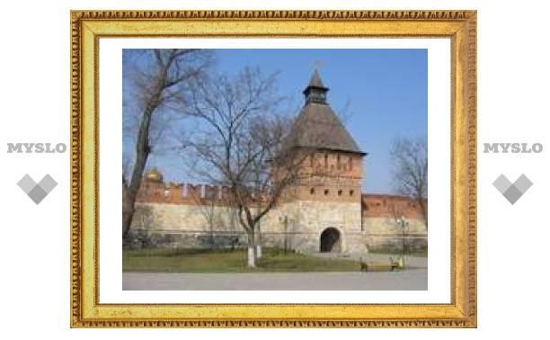 Тульский кремль будут ремонтировать