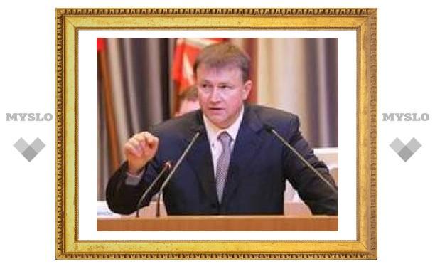 Тульского губернатора снова будут выбирать