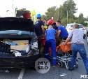 После ДТП с маршруткой под Тулой госпитализированы 5 человек