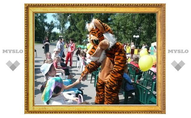 В Центральном парке пройдёт благотворительная акция «Подари лето!»