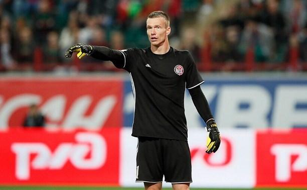 Тульский «Арсенал» подписал контракт с вратарем Артуром Нигматуллиным