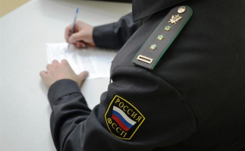 Приставы вынудили ходить пешком туляка, задолжавшего ребёнку 325 тысяч рублей