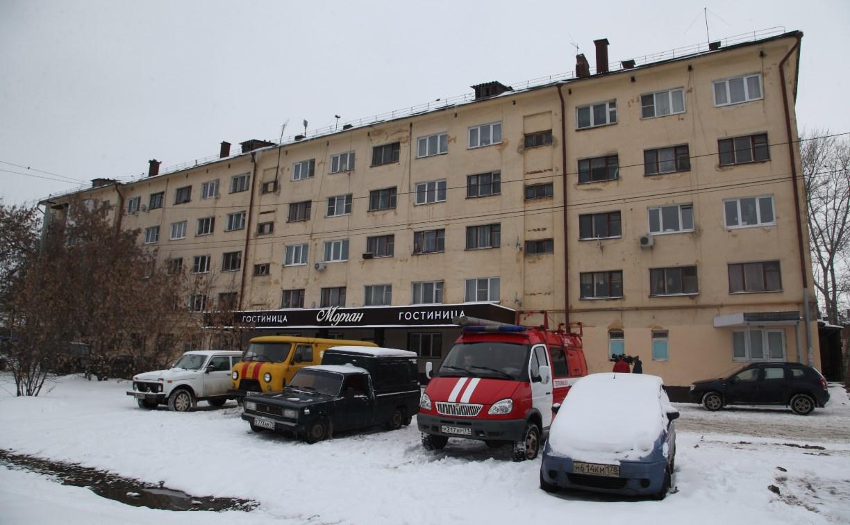 Коммунальную аварию в доме на Красноармейском проспекте ликвидировали