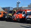 Тульская область закупит спецтранспорт на деньги Москвы