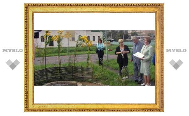 В Туле проходит конкурс на лучший двор