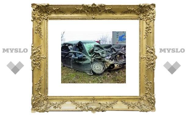 На пасху люди чудом выжили в автокатастрофе