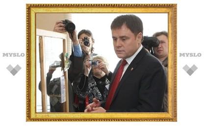 Владимир Груздев осмотрел Арсеньевскую ЦРБ