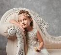 Пятилетняя тулячка приняла участие в показе на Mercedes-Benz Fashion Week Russia