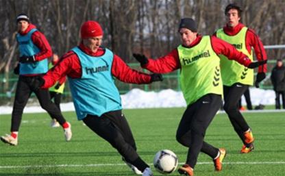 Тульский «Арсенал» определился с тренировочными сборами