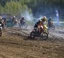 Мотогонка в Кондуках: рев мотора, грязь и крутые мотоциклы