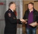 Начальник ГИБДД наградил туляка, поймавшего водителя-убийцу