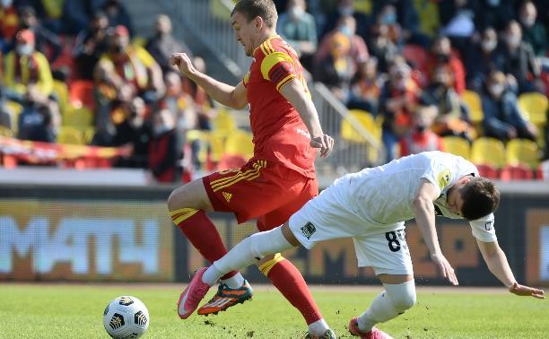 «Арсенал» обыграл «Краснодар» благодаря голу Чаушича – 1:0
