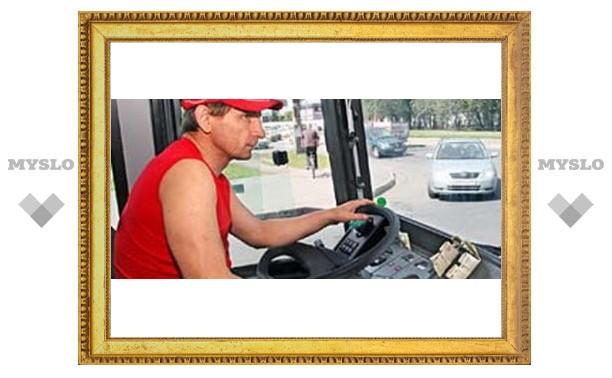 Водители тульских автобусов ездят пьяными