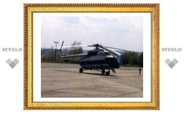 При крушении Ми-8 в Монголии погибли 14 человек