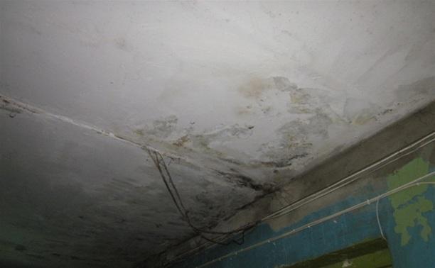 В музее Ефремова протекают потолки, а часть зала отдали под аптеку
