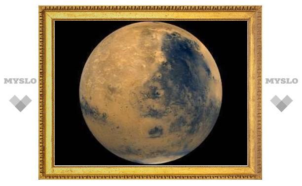 Марсианская ржавчина помешала найти следы воды