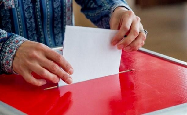 В Тульской области откроют пять участков для голосования на выборах мэра Москвы