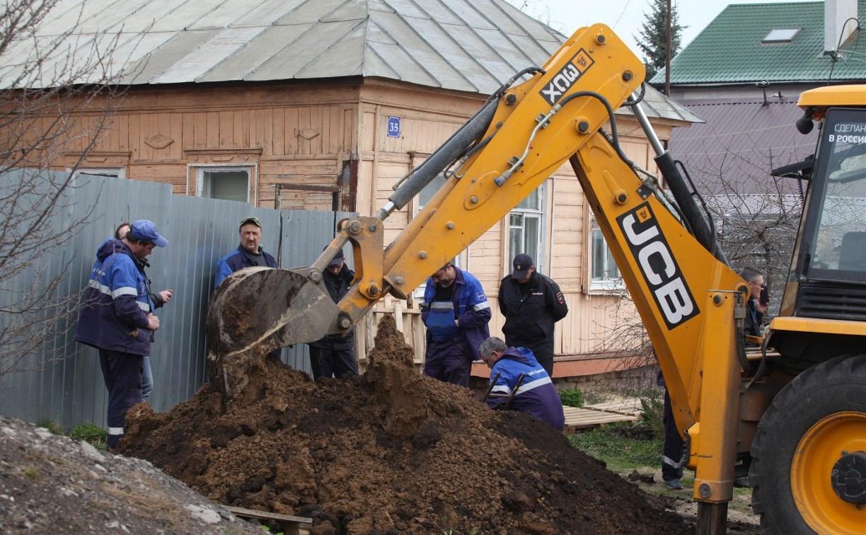 Скандал в Туле: Дом на улице Шевченко принудительно отключили от газоснабжения